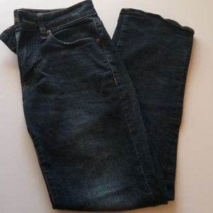 American Eagle Womens Extreme Flex Dark Wash Jeans